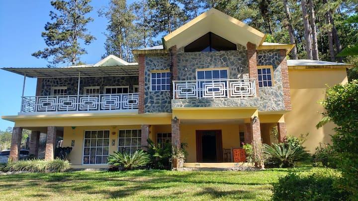 Villa - Arroyo Frió - Constanza