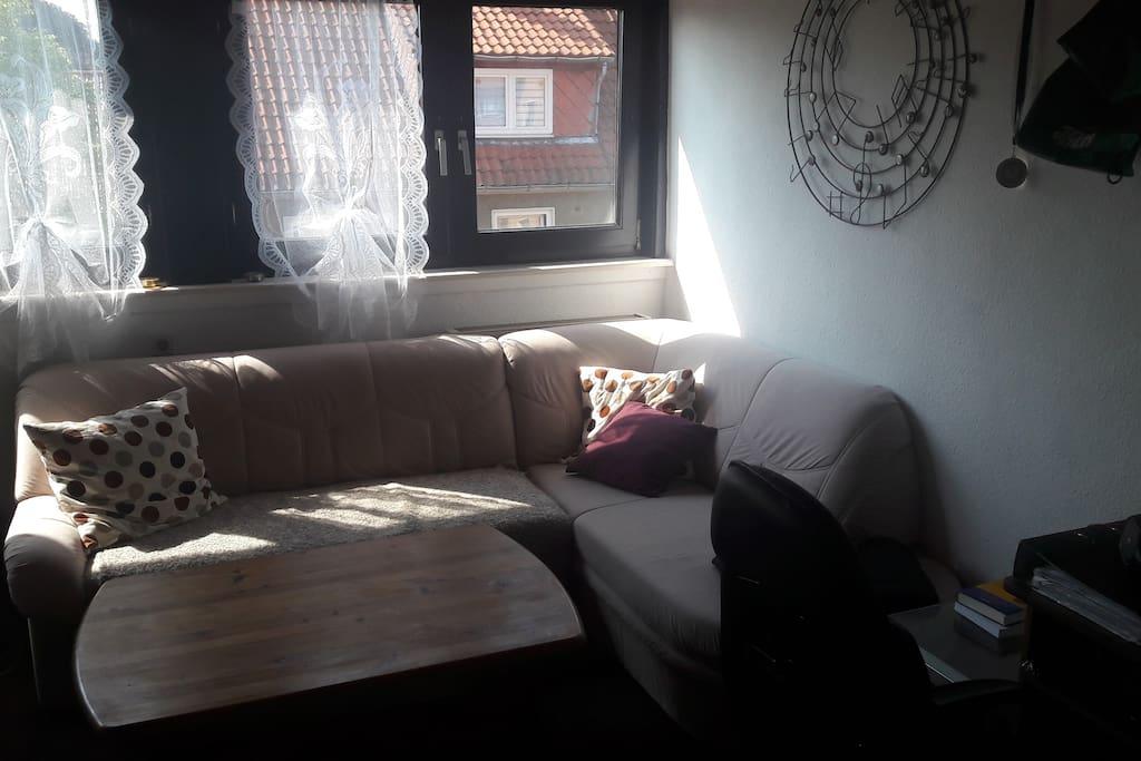 Schlafplatz für eine Person