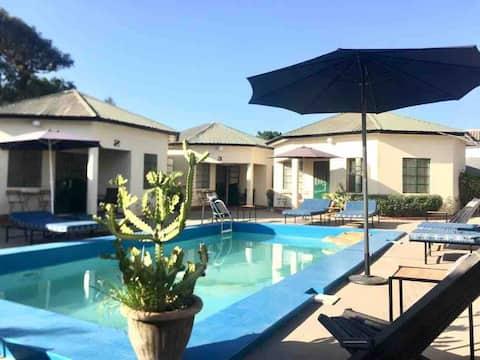 Mandinka Hut - Coco Oasis Boutique Lodge