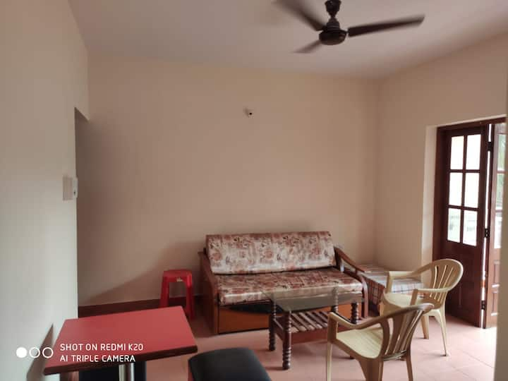 1BHK at Central Calangute area in North Goa