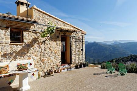 Casa de montaña - Alicante - Rumah
