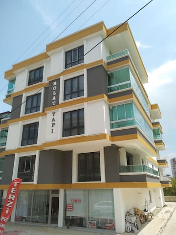 Visitblacksea Apartments