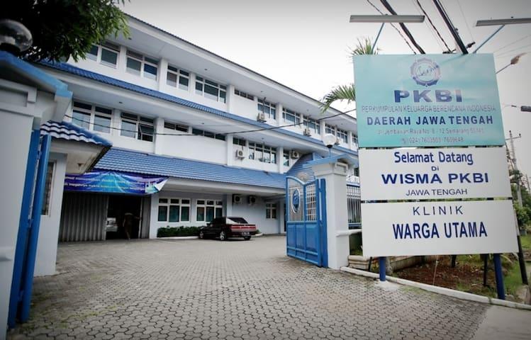 Wisma PKBI (VIP Room)