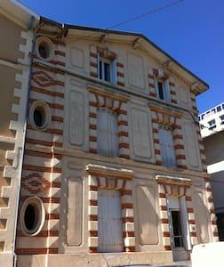 Charmant Studio avec terrasse Quartier Pontaillac