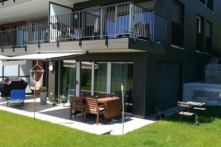 Gemütliche Wohnung mit Sitzplatz - Regensdorf