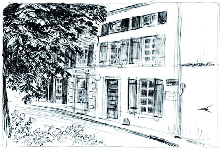 A Bed&Breakfast StJean de Liversay  - Saint-Jean-de-Liversay - ที่พักพร้อมอาหารเช้า