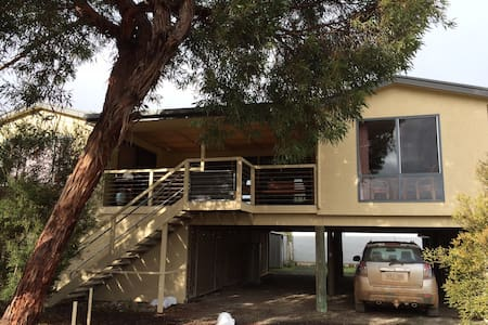 Family Beach House on Kangaroo Island - Nepean Bay - Hus