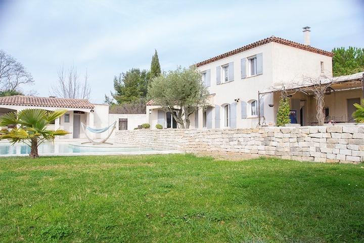 Lou Mas Galou - Belle villa, piscine, pool house