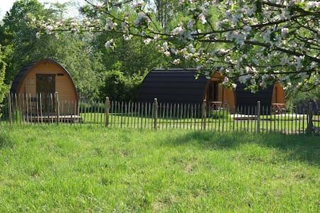 Camping Pod 'Tenbosse' - Brakel - Chalet