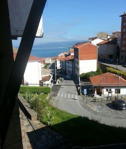 Casa con bonitas vistas en el pueblo de Lastres - Lastres - Hus