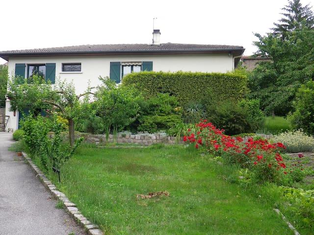 Maison individuelle au calme - Saint-Étienne - บ้าน