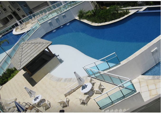 lovely 2 Suites apartment Angra
