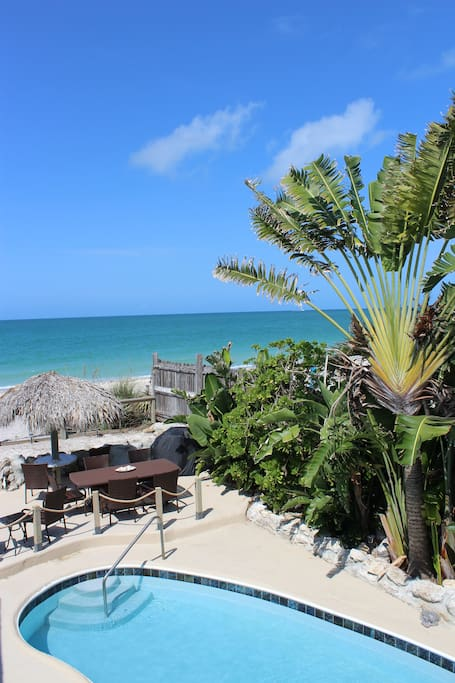 PRIVATE BEACH, unit w/Pool Sandy Toes Penthouse - Houses ...