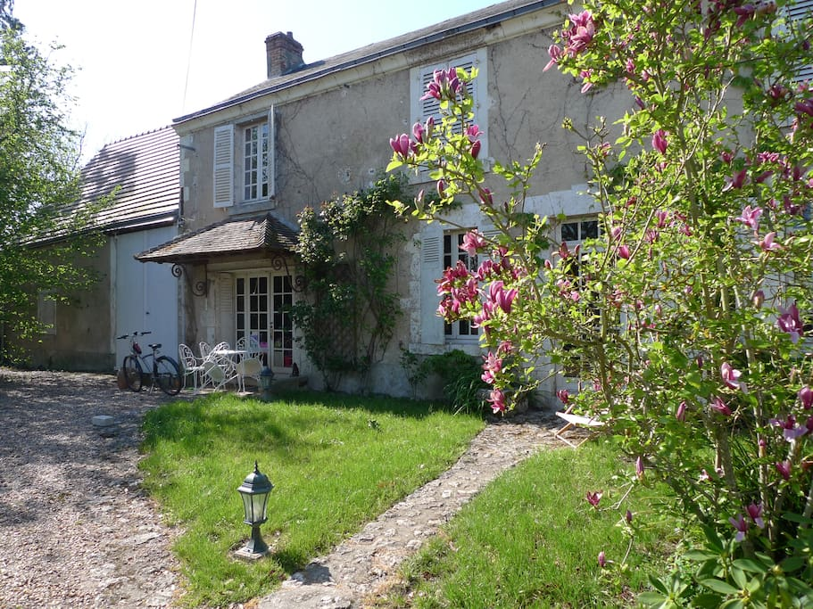 Big and very nice house near loire castles houses for for Very nice house