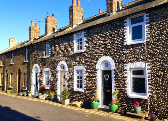Unique&quirky&close to Margate - Birchington-on-Sea - House