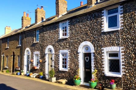 Unique&quirky&close to Margate - Birchington-on-Sea - Casa