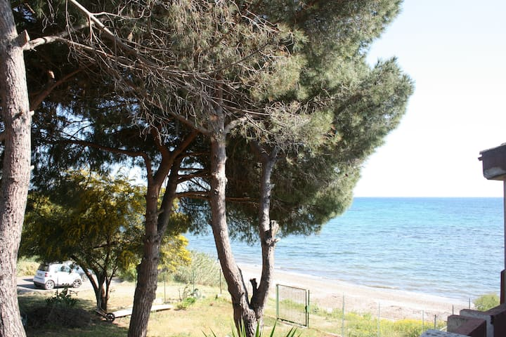 Villa with direct beach access - Quartu Sant'Elena - Casa