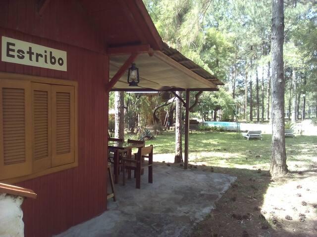 Countryhotel Trinidad Itapua