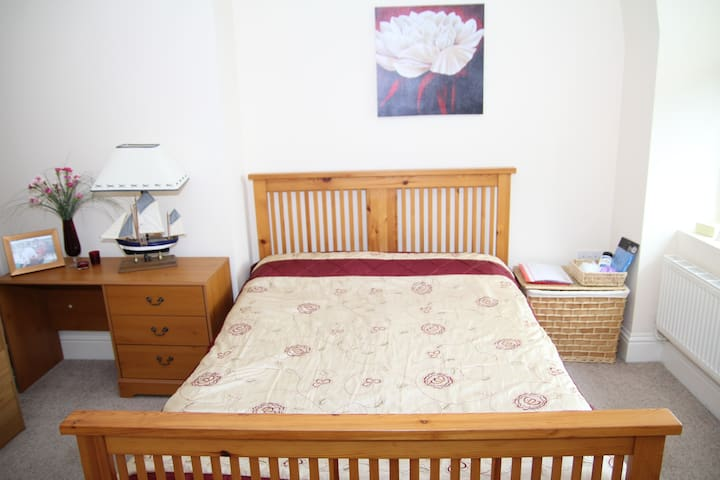 Double Room by The Sea Near Centre - Eastbourne - Huoneisto
