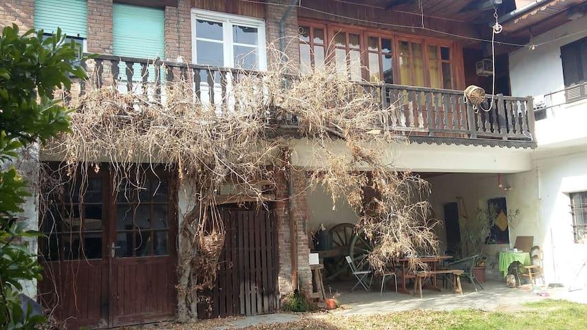 Casa indipendente, camera privata. - Peveragno - Casa