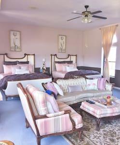 Blush Vineyard View Room