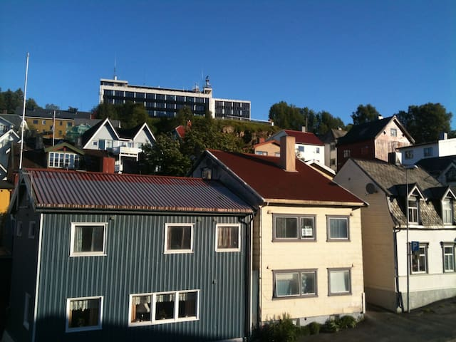 Small, sweet and central. - Tromsø - Appartement