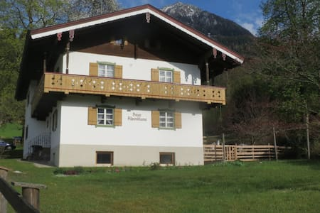Haus Alpenblume gemütliches Doppelzimmer für 2 Per