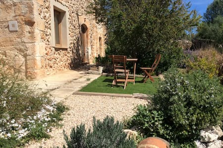 Charming ecological rural house - Santa Margalida