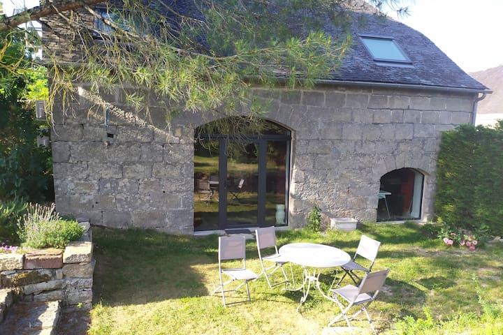 Grange rénovée, piscine,  Jugeals-Nazareth.19500