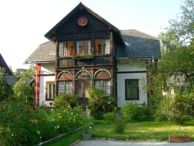 Haus Alexandra - Ferienwohnung 1 - Bad Aussee - Leilighet