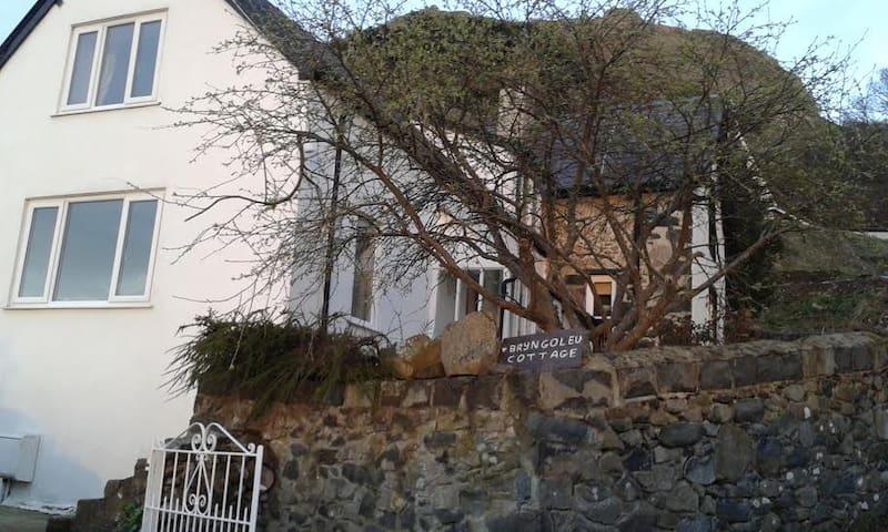 Bryn Goleu Cottage, Llanfairfechan; 2 B&B rooms