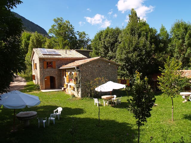 Alberg de muntanya, mointain lodge - Gósol - Bed & Breakfast