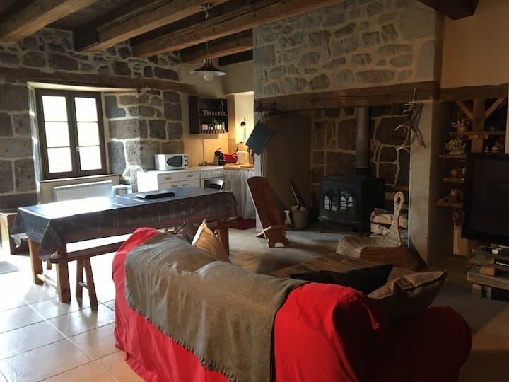 La maison d'Alberoche
