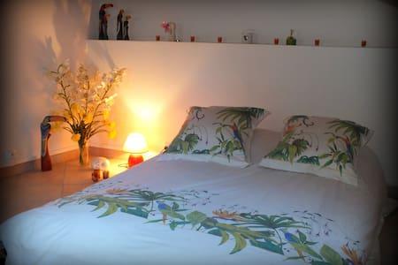 Appartement Cosy Duplex dans maison - Vourey - Haus