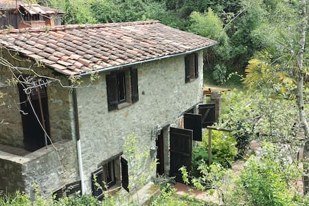 Tuscan cottage  in fabulous setting - Lucca
