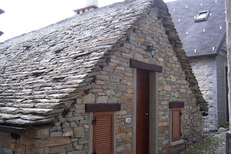 Delizioso chalet in pietra e legno!