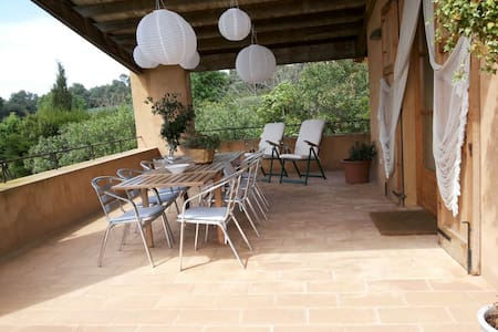 Casa Olives, 15kms to Costa Brava - Les Olives - Hus