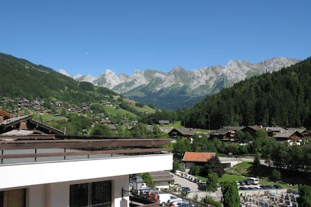 Studio Grand Bornand centre-village - Le Grand-Bornand - 公寓