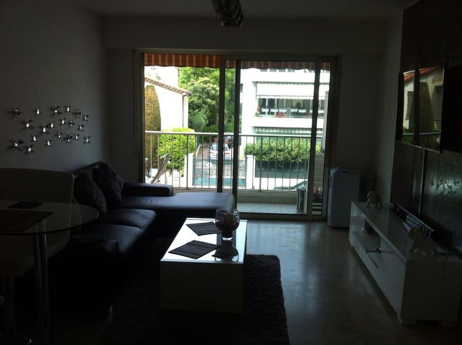 Salon+Balcon/Linving+balcony