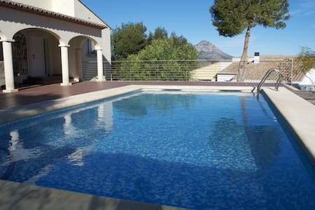 Stunning, modern villa with private pool. - Jávea - Villa