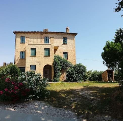 A casa di NONNA PINA - Castignano - Rumah