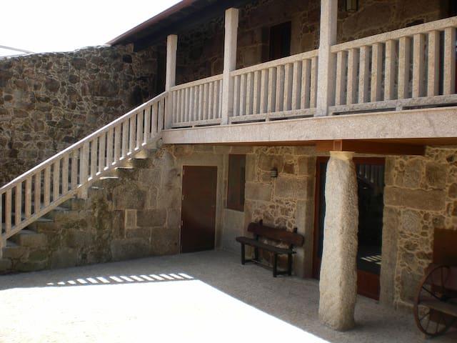 casa vacacional canastro - Muíños, Ourense - Hus