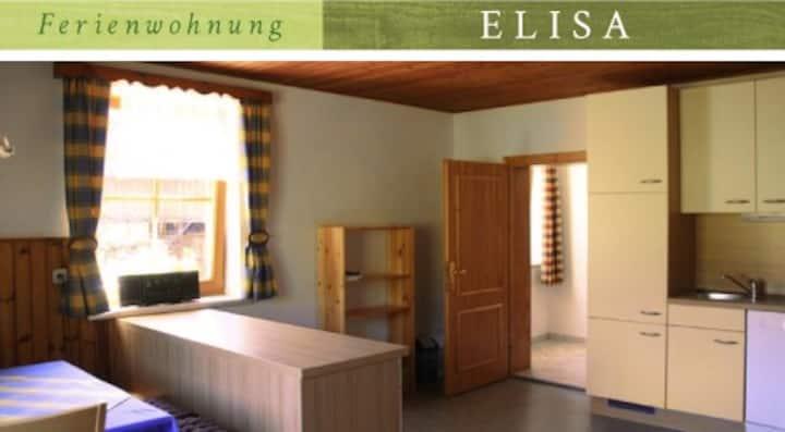 Biohof Besenbäck (Rappottenstein), Ferienwohnung ELISA(80qm) - moderne, helle Wohnung am Bauernhof