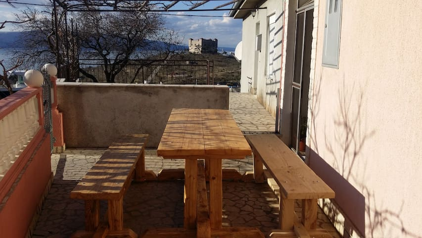 Apartment with two bedrooms *** - Senj - Dom