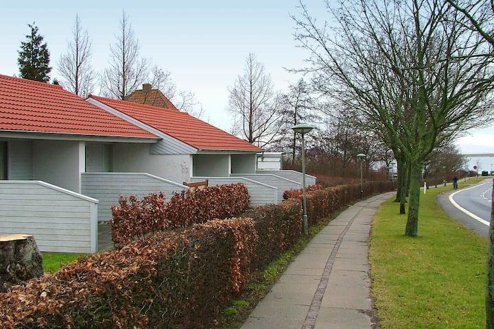 Maison de vacances confortable à Ærøskøbing, près du port