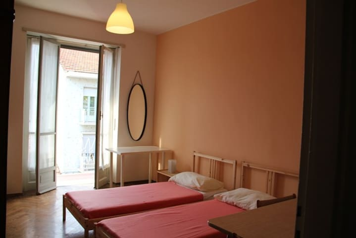 Bright and close to the center - Torino - Apartmen