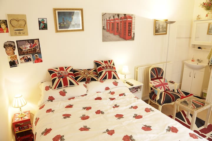 You Will Save Money Here - East Finchley - Bed & Breakfast