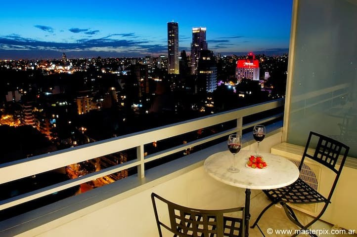 Amazing view - GREAT Studio - Balcony