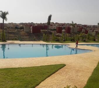 Villa Bili in Les Jardins Riyad Toulal Meknes