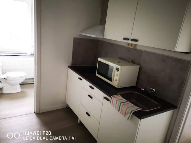 Appt deux chambres ULG Sart-Tilman 1er étage